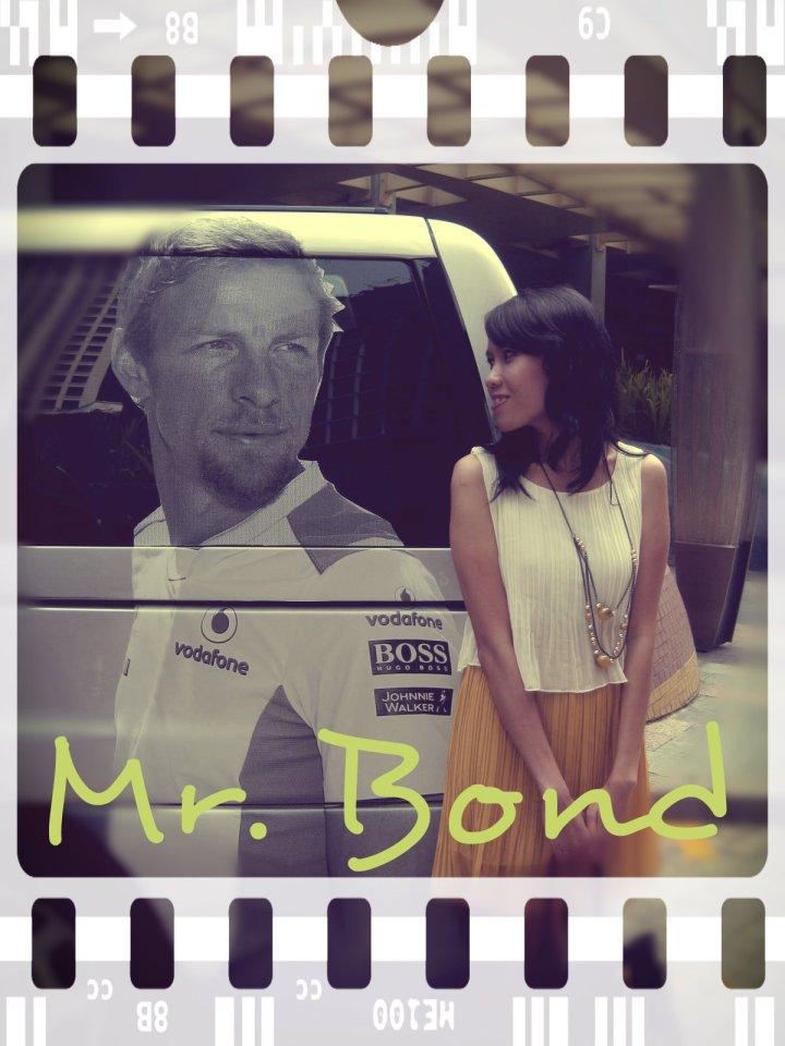 Mr.Bond...